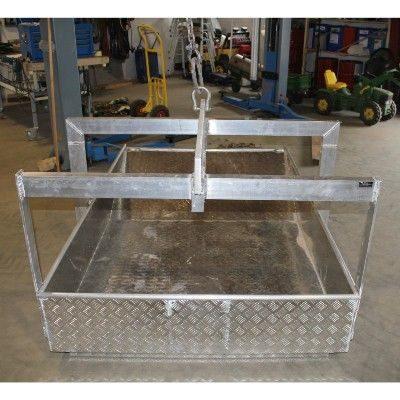 Aluminiumskasse til teleskoplaesser